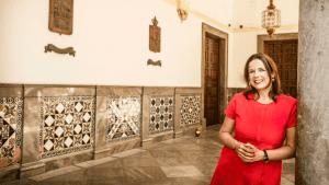 Brenda van Es, schrijfweken Spanje (auteur Zo doe je dat, je levensverhaal schrijven)