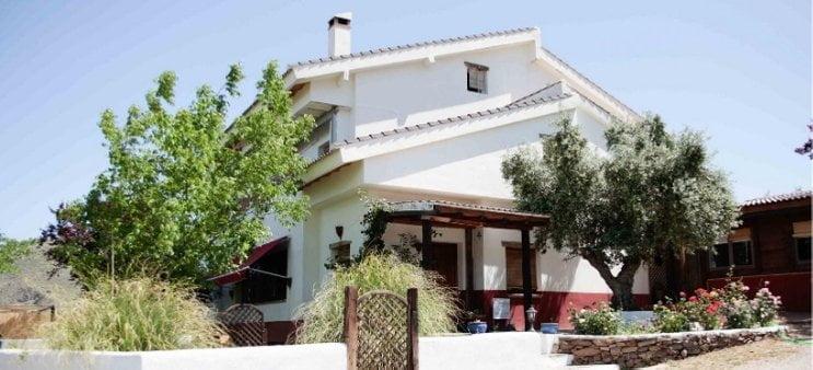 Schrijfvilla Granada Brenda van ES 100 jaar na vandaag