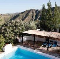Schrijfvilla Granada