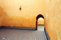 Moorse gebouwen in Granada