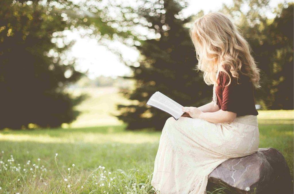 5 Redenen waarom de lente goed is voor schrijvers