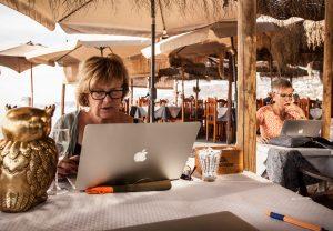 Schrijfretraite Ibiza Ondernemers Met een Goed Verhaal