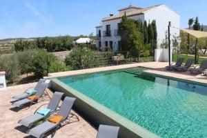 Schrijfvilla Ronda - Schrijfweken Spanje met Brenda van Es