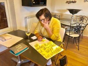 Gastblog! Een schrijfweek in Granada