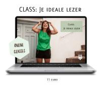 schrijfcursus online Class Je ideale lezer