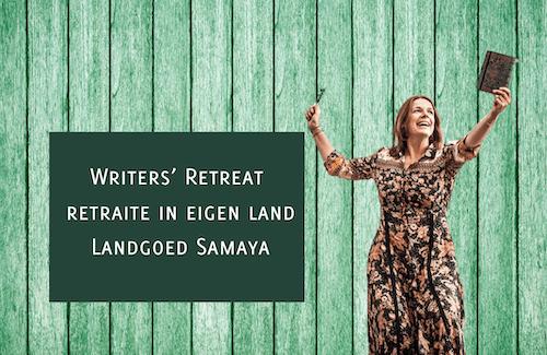 Schrijfretraite in Nederland