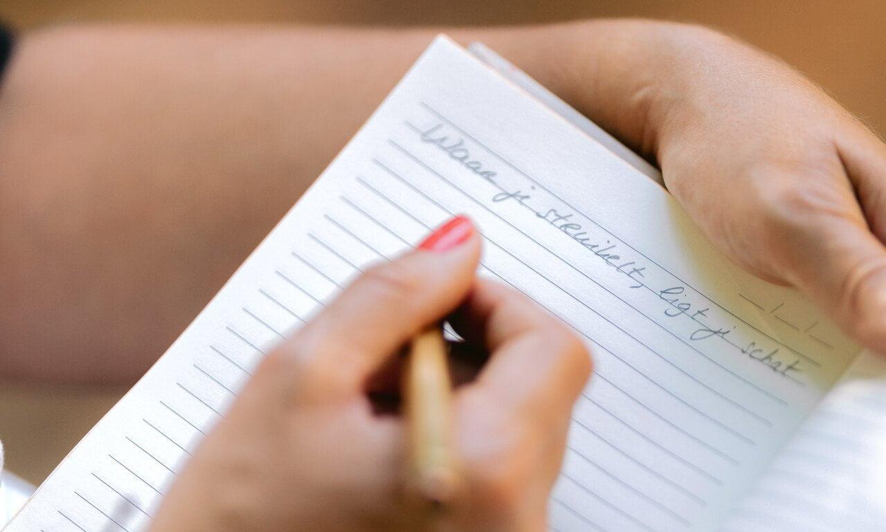 LICHT schrijven ♥