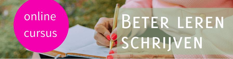 Beter leren schrijven? 9 schrijftips voor je autobiografie